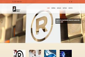 Informe Federal Registro de Marcas e Patentes inaugura seu novo site